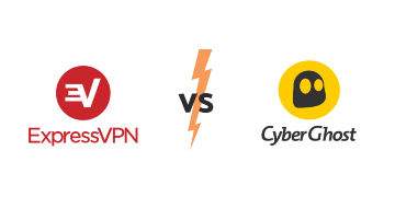 ExpressVPN Vs CyberGhost icon