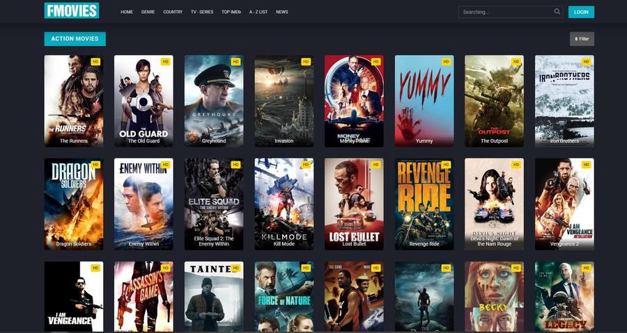 Putlocker Alternatives - F Movies