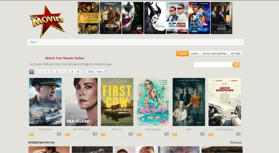 Putlocker Alternatives - Los Movies
