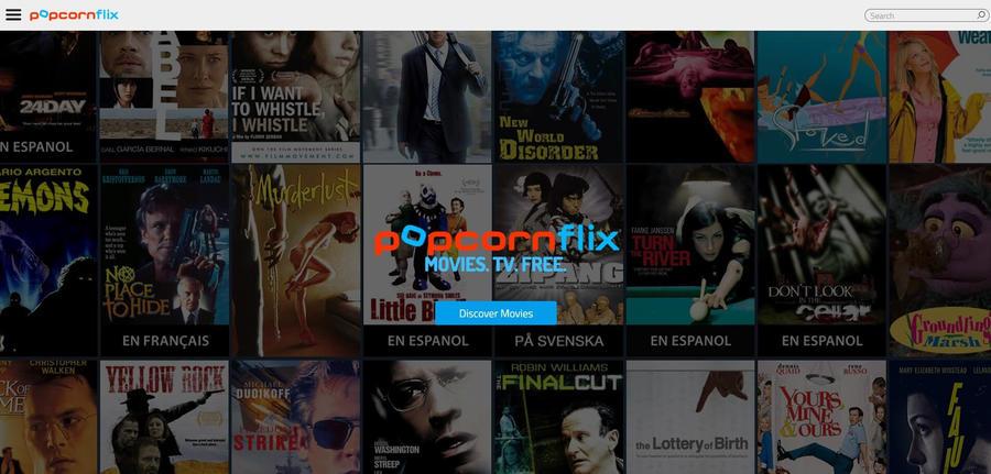 Putlocker Alternatives - Popcornflix