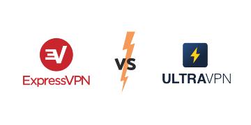 expreevpn vs ultravpn icon